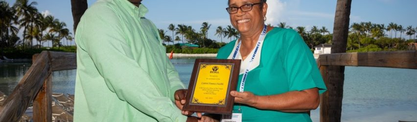 Central Finance Facility (CFF) Recognized at 2019 WOCCU/CCCU Conference