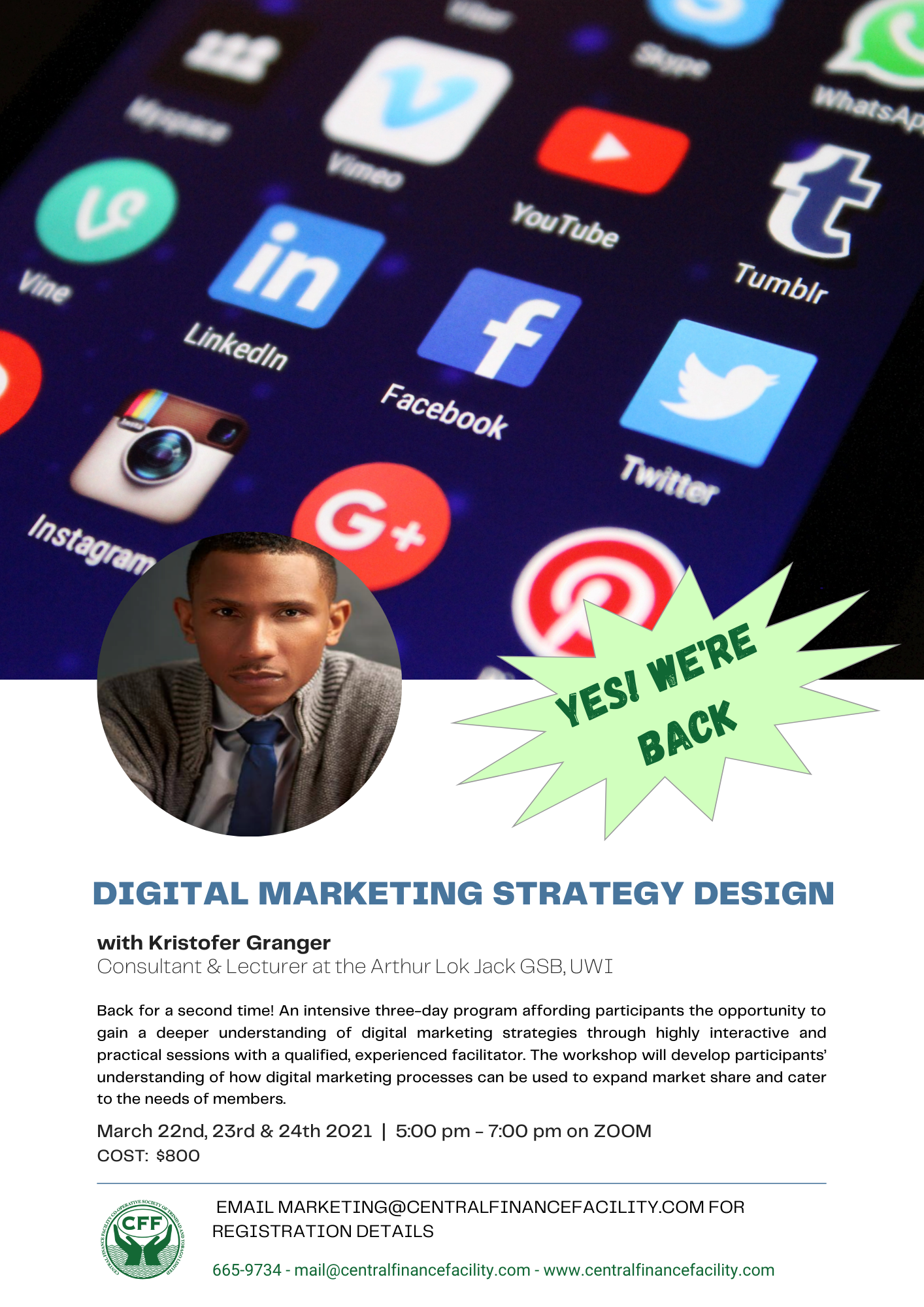 Digital Marketing Strategy Design
