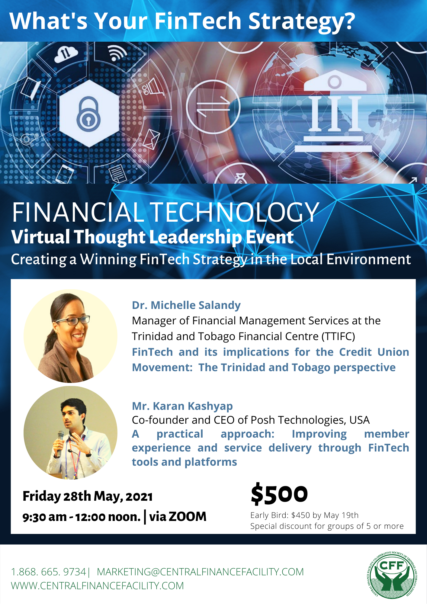 Financial Technology Thought Leadership