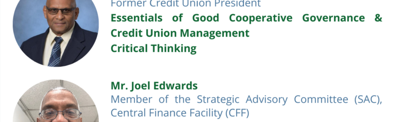 Credit Union Board Governance and Leadership Virtual Training Workshop – Leadership During Uncertain Times